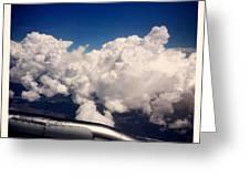 Flight Greeting Card