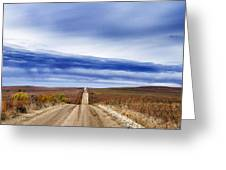 Flint Hills Rollers Greeting Card