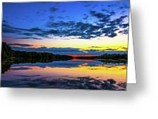 Flint River Part Two Greeting Card