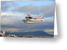 Float Plane Greeting Card