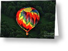 Floating Rainbow Greeting Card