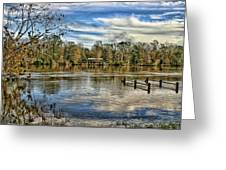 Floodwaters Greeting Card