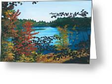 Floodwood Greeting Card
