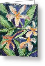 Flora Exotica Greeting Card