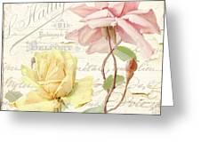 Florabella Iv Greeting Card