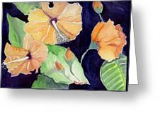 Floral Affair Greeting Card