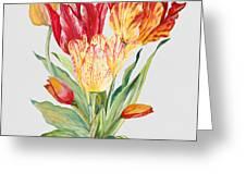 Floral Botanicals-jp3789 Greeting Card