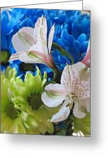 Floral Bouquet 1 Greeting Card