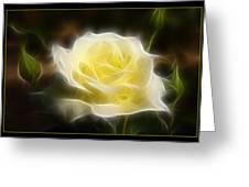Floral Dream Greeting Card