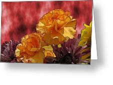 Floral Fiesta Greeting Card