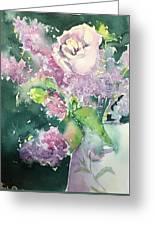 Floral Friday Jan 6 2016 Greeting Card