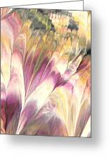 Floral Fusion Greeting Card