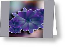 Floral Grace Greeting Card