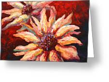 Floral Mini Greeting Card