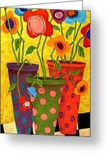Floralicious Greeting Card