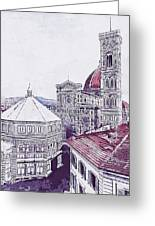 Florence - 19 Greeting Card
