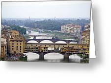Florence 3 Greeting Card