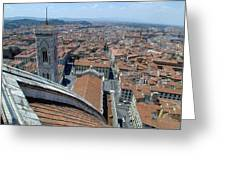 Florence Duomo Greeting Card by Joseph R Luciano