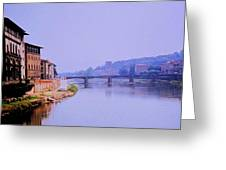Florence Greeting Card