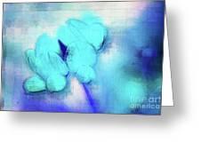 Florentina - Jbluz01 Greeting Card