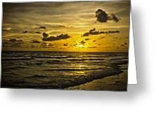 Florida Beach Greeting Card