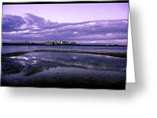 Florida Clouds Greeting Card