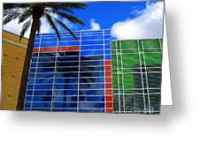 Florida Colors Greeting Card