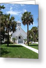 Florida Community Chapel Greeting Card