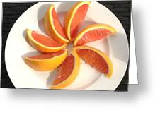 Florida Fruit Greeting Card