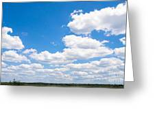 Florida Sky - Tallahassee, Florida Greeting Card