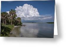 Florida Mountains Greeting Card