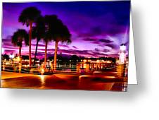 Florida Sunrise 3 Greeting Card