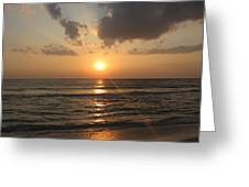 Florida's West Coast - Clearwater Beach Greeting Card