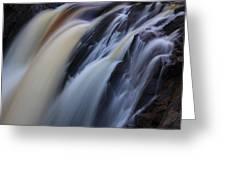 Flow Greeting Card