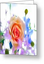 Flower 9296 Greeting Card