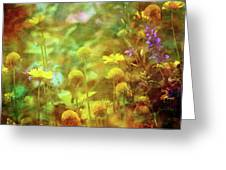 Flower Garden 1310 Idp_2 Greeting Card