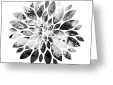 Flower Painting 3 Greeting Card