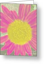 Flower Power. Greeting Card