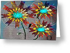 Flowering Dreams Greeting Card