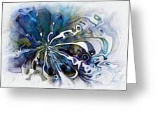 Flowers 006 Greeting Card