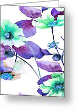Flowers 01 Greeting Card