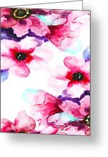 Flowers 04 Greeting Card