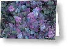 Flowers #061 Greeting Card