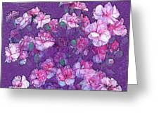Flowers #063 Greeting Card