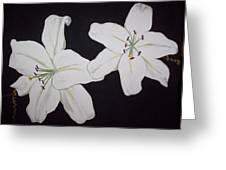 Flowers 3 Greeting Card by Otis L Stanley