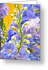 Flowers 39 Greeting Card