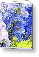 Flowers 41 Greeting Card