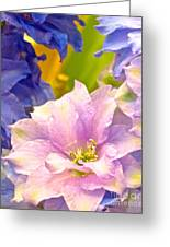Flowers 42 Greeting Card