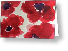 Poppy Happiness Greeting Card