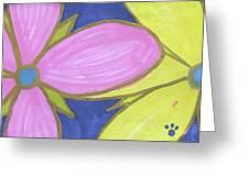 Flowers-9 Greeting Card